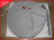 正品三威90cm地盘式KU天线,大尺寸地盘锅,适合信号差的星星【地盘式,三角底座】
